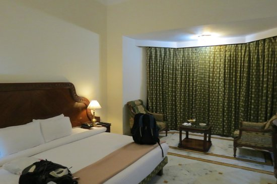Ramada Khajuraho: spacious comfortable room