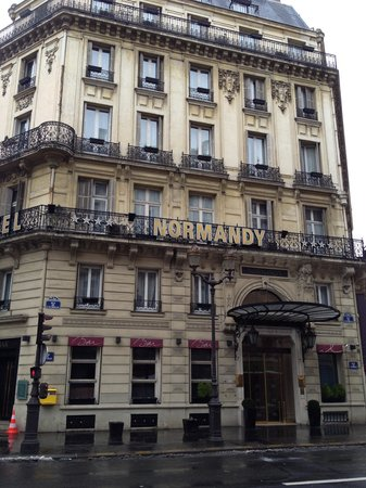Normandy Hotel : Hotel