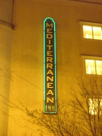 Mediterranean Inn: Loved it here!