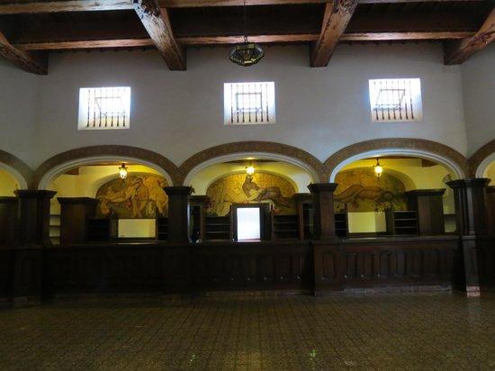 Cultural Center of Ensenada: part of the old casino