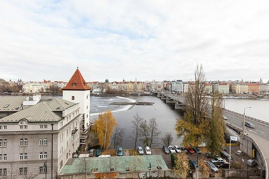 Your Apartments: Riverview Prague Apartment - Duplex