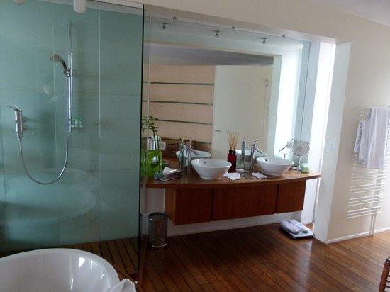 Hotel Palafitte: Salle de bain