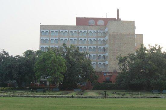 The Gateway Hotel Ganges Varanasi: the hotel