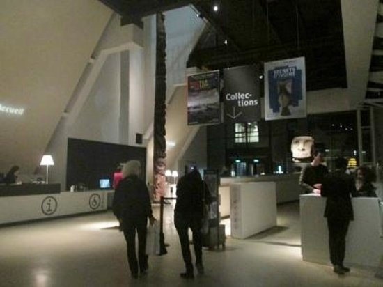 Musee du quai Branly - Jacques Chirac: 入口