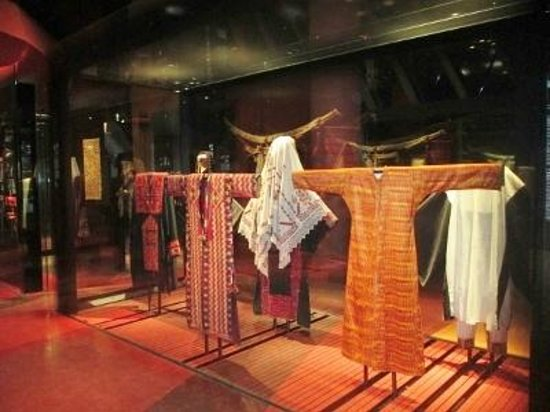 Musée du quai Branly - Jacques Chirac : モロッコの衣装