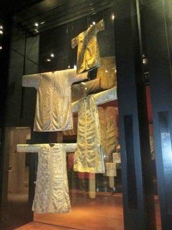 Musee du quai Branly - Jacques Chirac: 北アフリカの衣装
