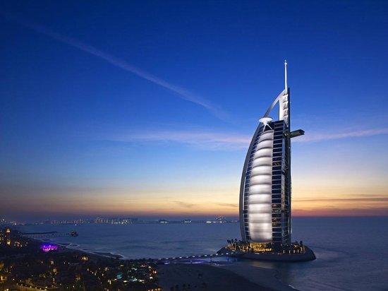 Burj Al Arab - Culinary Flight