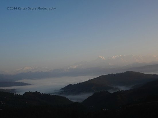 Pratiksha Himalayan Retreat : View from the Luxury room balcony_1