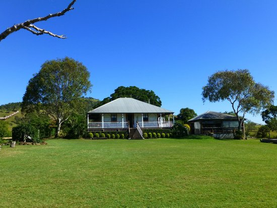 Kilcoy Farmstay: Main homestead