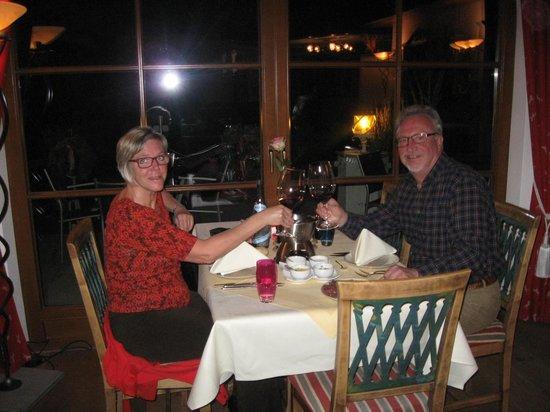 Gut Hanneshof: Lekker eten en rustig