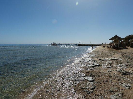Serenity Makadi Beach: plaża