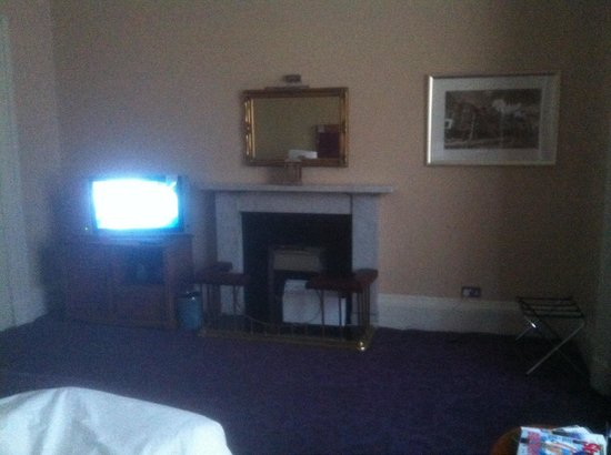 Crowne Plaza Edinburgh - Royal Terrace: Room 101