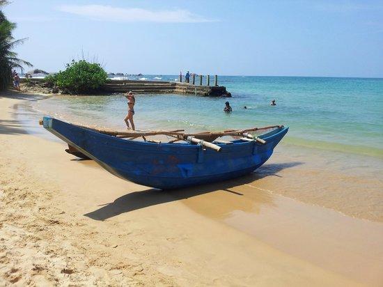 Hikka Tranz by Cinnamon: пляж