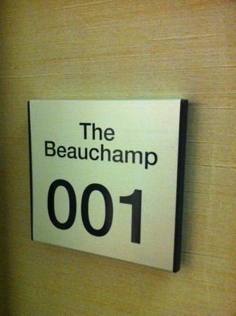 Grange Beauchamp Hotel: The Beauchamp