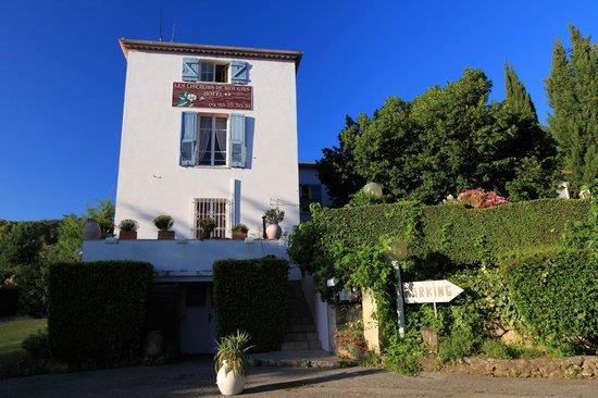 Les Liserons de Mougins: основное здание