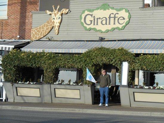 Giraffe Restaurant White Rock Reviews