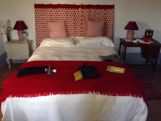 La Grencaia Bed & Breakfast: Camera da letto