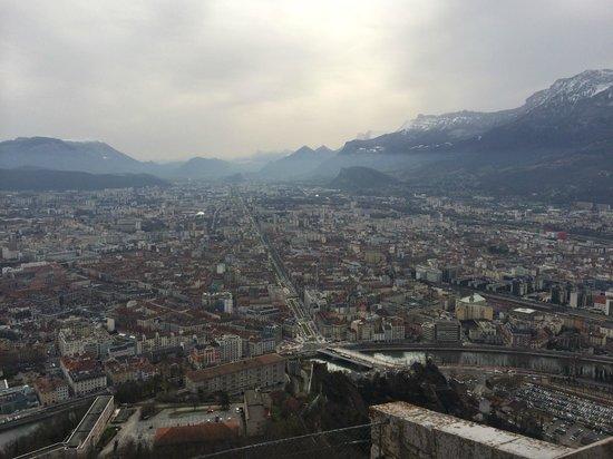 La Bastilla: Grenoble