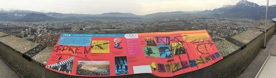 Bastille : Grenoble