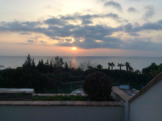 Limak Limra Hotel : Восход солнца