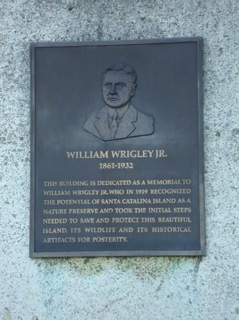 Colorfull Tiles At The Wrigley Memorial Picture Of Wrigley Memorial Botanic Garden Avalon