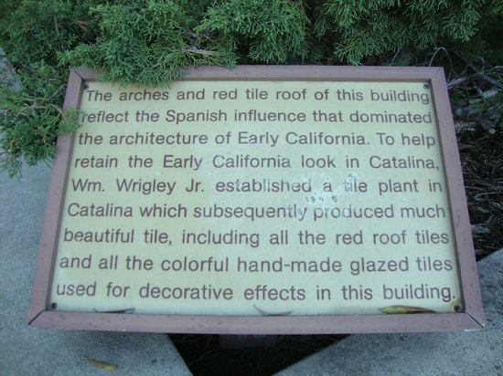 More signs picture of wrigley memorial botanic garden avalon tripadvisor for Wrigley memorial botanic garden