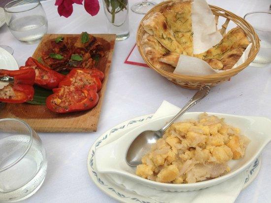 Antipasti picture of cucina casareccia orchard hills for Cucina antipasti