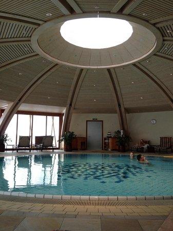 Biohotel Daberer: Pool