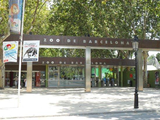 Sumus Hotel Monteplaya: Zoo de Barcelona