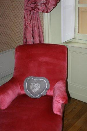 Chateau d'Urbilhac : Chambre Romantique