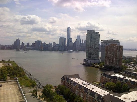 The Westin Jersey City Newport: View