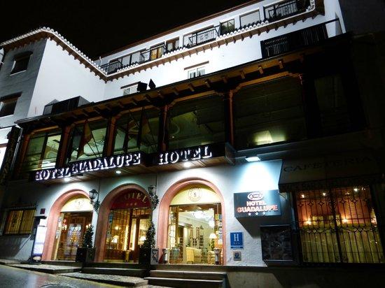 Guadalupe Hotel: hotel