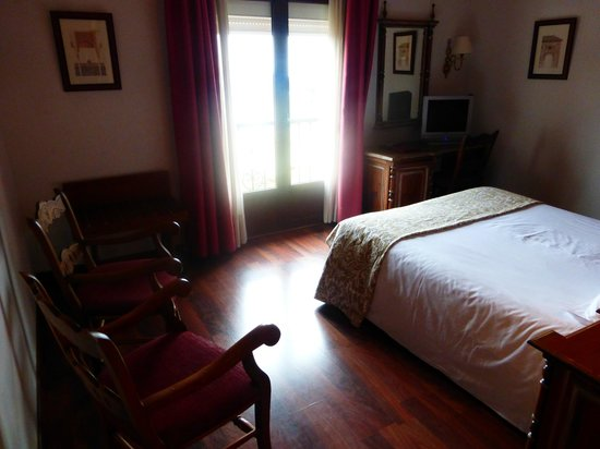 Guadalupe Hotel: camera