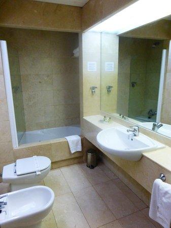 Guadalupe Hotel: wc
