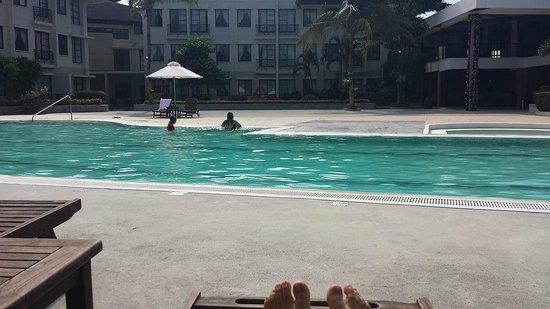 Lima Park Hotel: Pool area