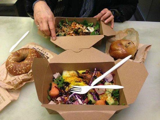 Whole Foods Market : Abendessen Nr 2