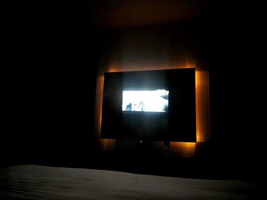 Amogh Boutique Hotel : TV