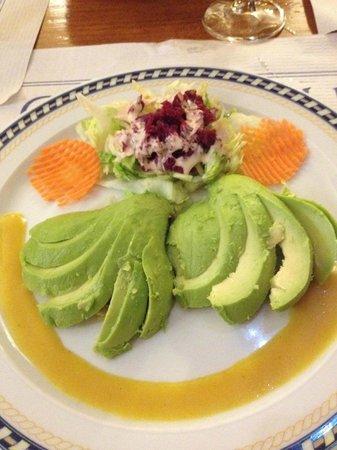 Hostal Guadalupe: starter