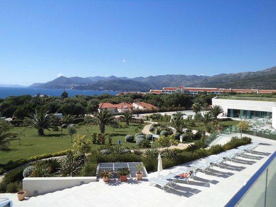 Valamar Lacroma Dubrovnik: Hotel grounds