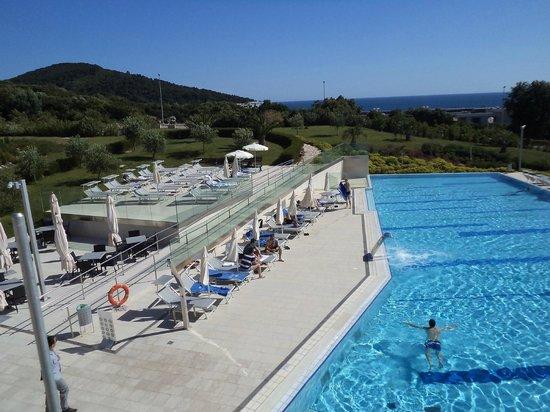 Valamar Lacroma Dubrovnik: Pool/Beach area