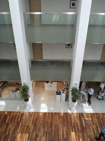 Valamar Lacroma Dubrovnik: Hotel lobby
