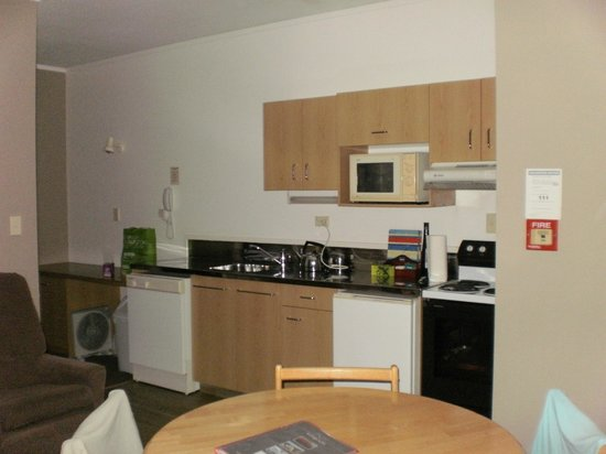Bayview Motel : Kitchen (no view unit)