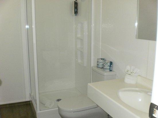 Bayview Motel : Bathroom (no view unit)