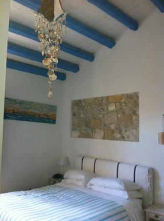 Palazzo del Sale: interno camera