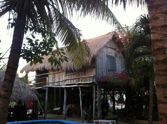 Lobo Inn : La cabane ... une expérience