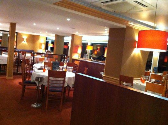 Hotel de la Marine: salle à manger
