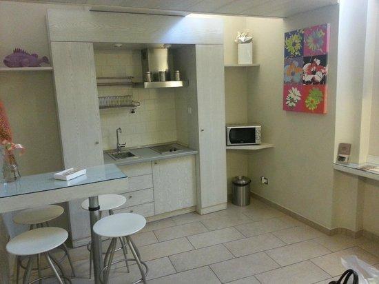 Magi House Relais: Cucina