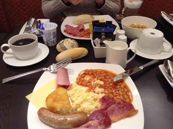 Best Western Mornington Hotel: la mia colazione
