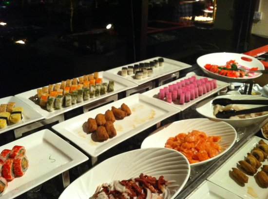 Hilton Kuching: Buffet - Breakfast