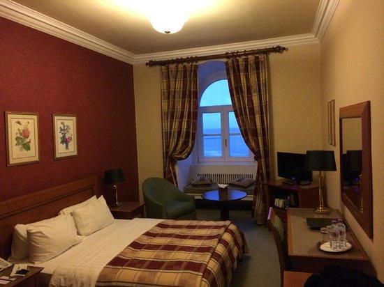 Grand Hotel: Zimmer
